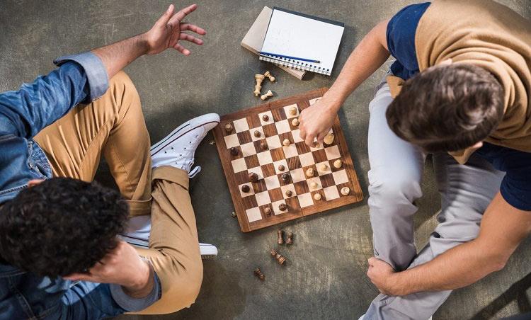 Виды шахмат_основные