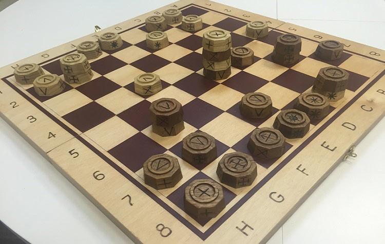 Виды шахмат_русские
