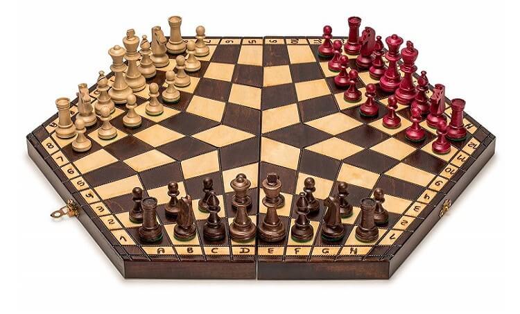 Виды шахмат_на троих